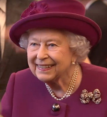 queen elizabeth of england